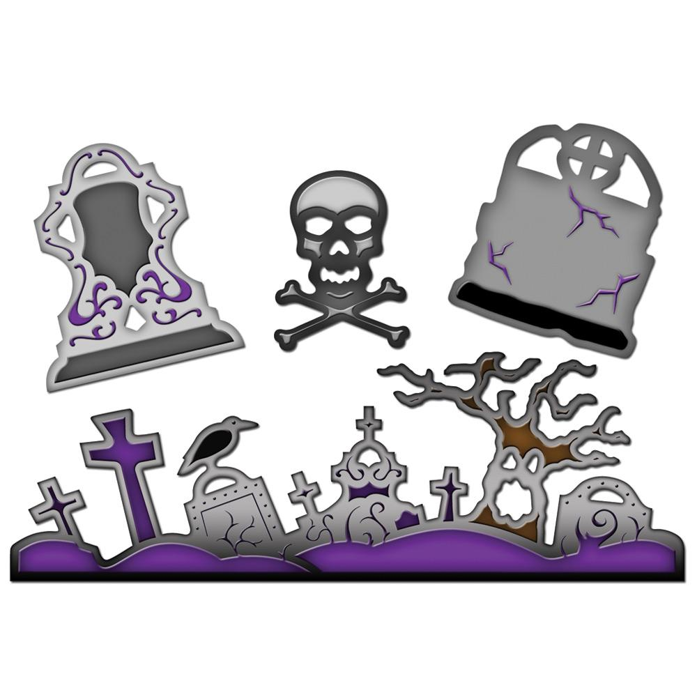 Check Out These Spellbinders Halloween Dies