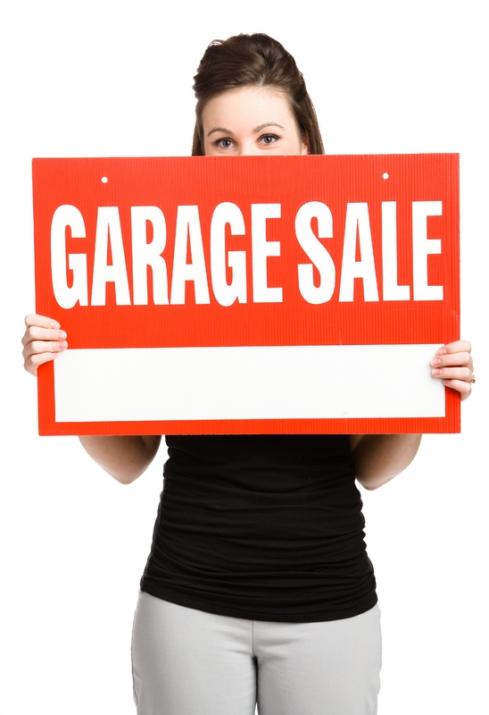 Craft Fancy Garage Sale