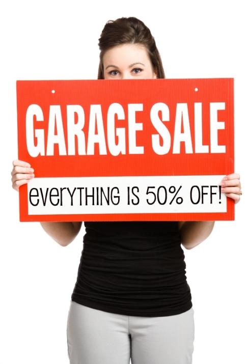 Craft Fancy Garage Sale 50% Off