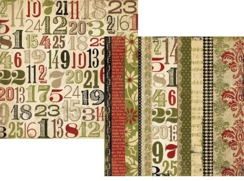 25 Days of Christmas available at Craft Fancy