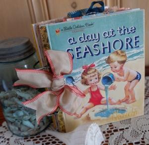 Seashore book cover